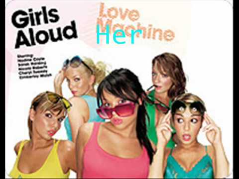 What Will The Neighbours Say?-Girls Aloud Album Montage