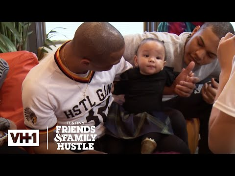 T.I. & Tiny Get The Whole Family Together | T.I. & Tiny: The Family Hustle | VH1