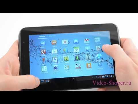 Обзор Samsung Galaxy Tab 2 7.0 P3100