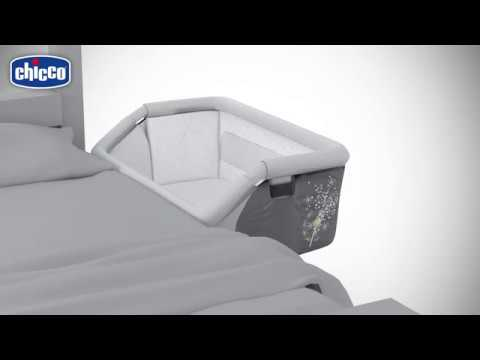 Chicco next2me dream youtube - Cunas chicco ...