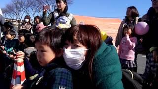 栃木市消防フェア 救助訓練