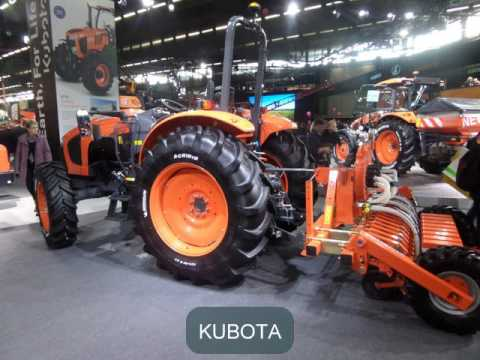 Visite au salon international du mat riel agricole le for Salon du materiel agricole