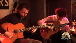 Soirée Djangostation avec Adrien Moignard, Antoine Boyer - Diminushing