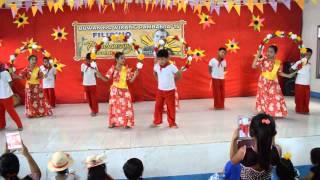 Bulaklakan (Folk Dance) Buwan ng Wika 2015