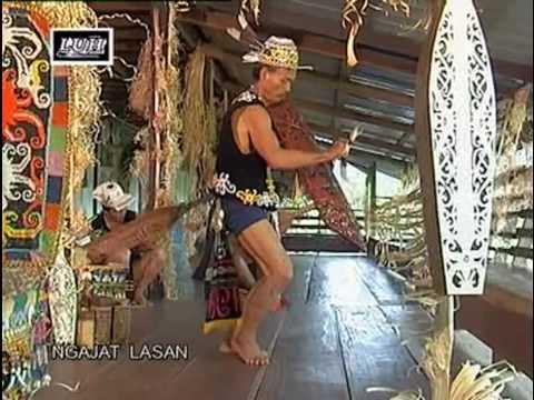 Ngajat Lasan - Kayan Sape Vol.11