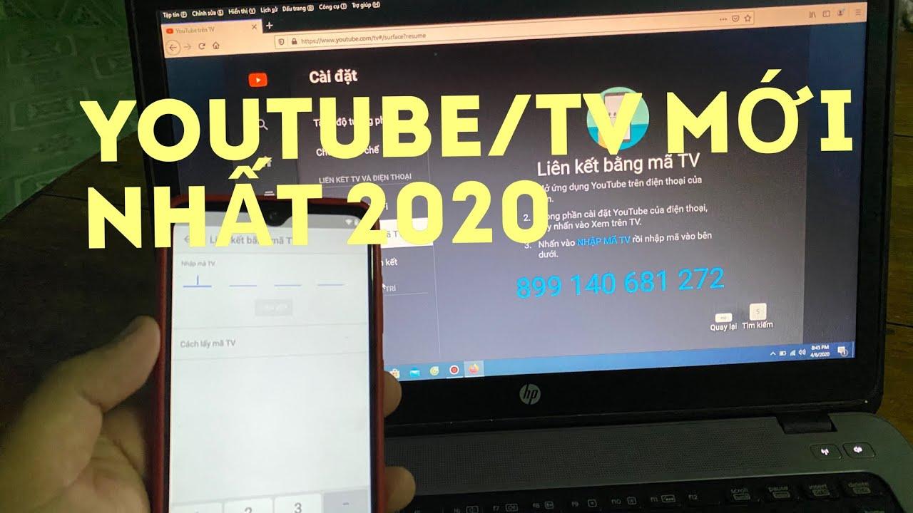 Hướng dẫn cách điều khiển youtube/tv trên máy tính bằng điện thoại mới nhất 2020- Cùi Bắp Miền Tây
