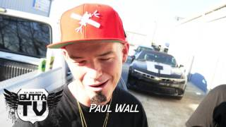 "GuttaTv Live From Cedar Park: Paul Wall & C Stone Supporting Other Businesses & RIP ""The Jacka"""