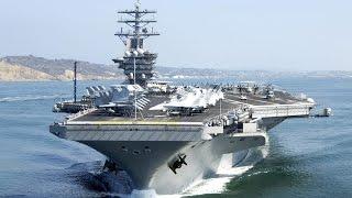 Нимиц - самый большой боевой корабль в мире.
