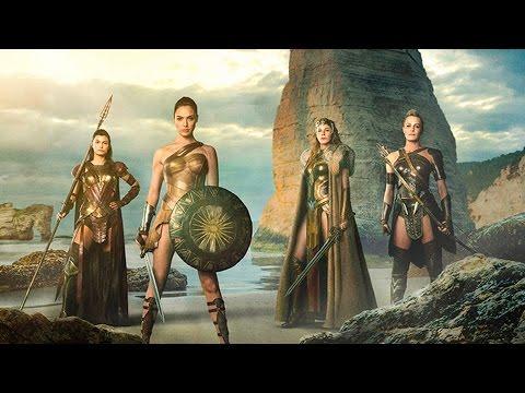 New WONDER WOMAN Image Reveals Amazonian Warriors