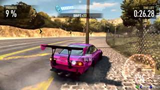 NEED FOR SPEED No Limits Android iOS Gameplay Fastlane Chapter 4 Event 1-4