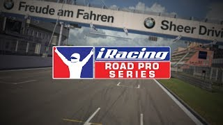 iRacing Road Pro Series | Round 10 at the Nürburgring
