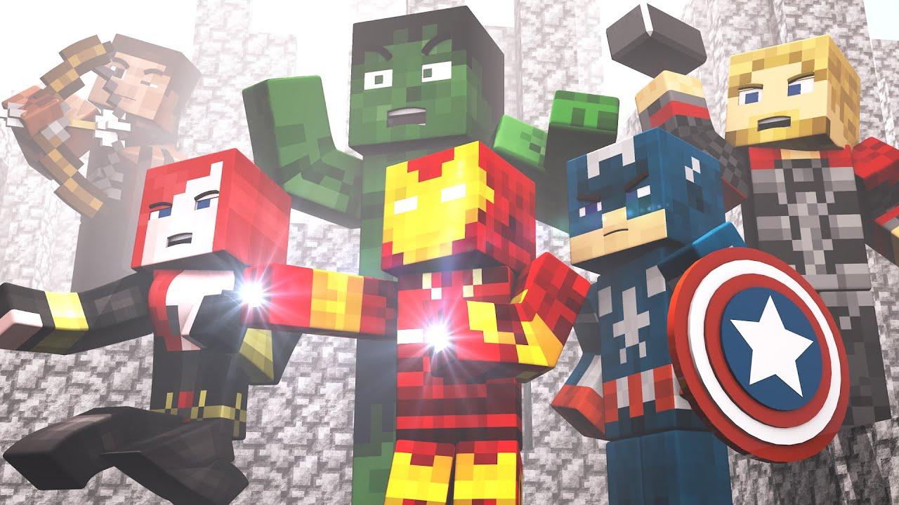 5 1 1 Heroes Mod Super Minecraft
