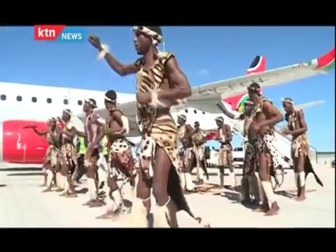 Kenya Airways launches Nairobi-Victoria falls (Zimbabwe) route