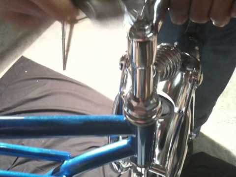 21 Lowrider Bike Assembly Youtube