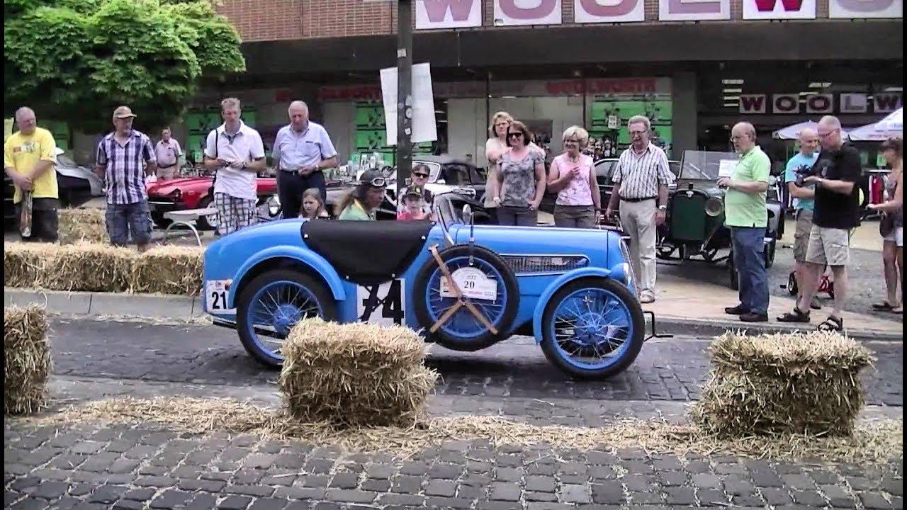 ADAC Oldtimer Classic Bork in Waltrop 27. Juli 2013 - Classic Cars - クラシックカー [HD 1080p]
