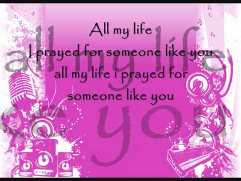 all my life-shayne ward w/lyrics