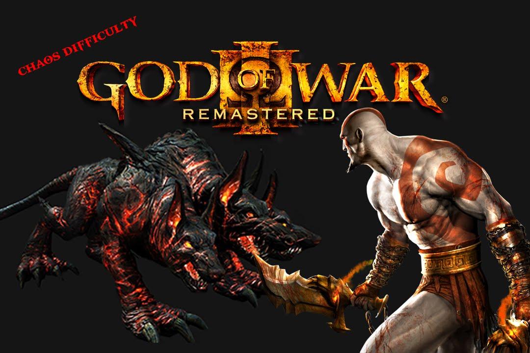 God Of War 3 Blades Of Exile God of War III Remaste...