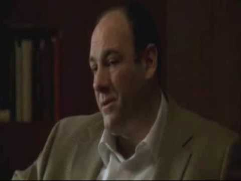 """Volvo"" - Humorous Moment from The Sopranos, Season 4, Episode 8"