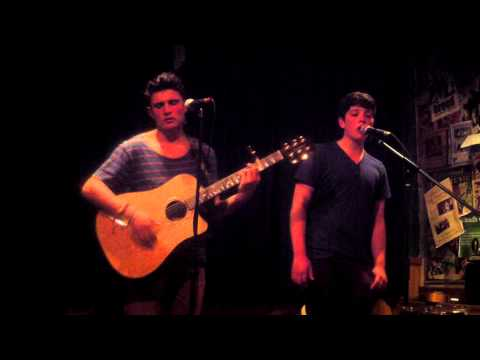 Give me love-Ed Sheeran Cover-Harry and Oscar