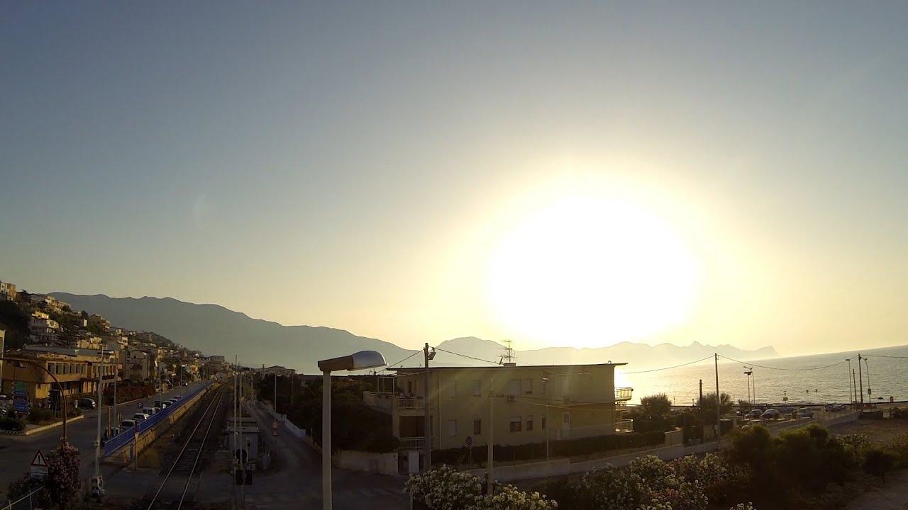 Самостоятельный отдых в Италии #4 Красивая Сицилия и бушующее Тирренское море Сицилия Италия