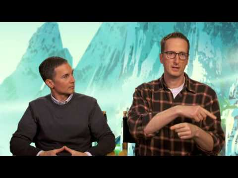 Kung Fu Panda 3 Writers Interview - Jonathan Aibel & Glenn Berger fragman