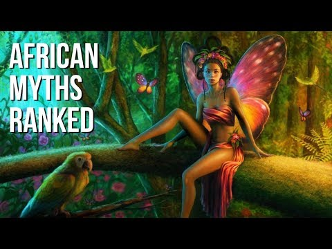10 Mythical Creatures from Africa You Might Not Know (ft. From Nothing) [Part 1]