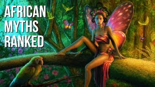 10 Mythical Creatures from Africa You Might Not Know (ft. From Nothing) [Part 1] Video