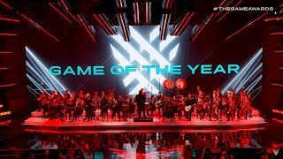The Game Awards Orchestra   GOTY Music 2018