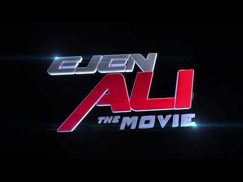 """Ejen Ali - The Movie """"Coming Soon"""""""