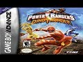 Power Rangers - Dino Thunder - GBA Playthrough