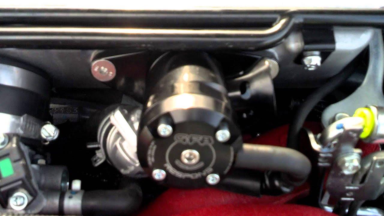 2013 Wrx Sti Perrin Turbo Inlet Hose Gfb Bov Youtube