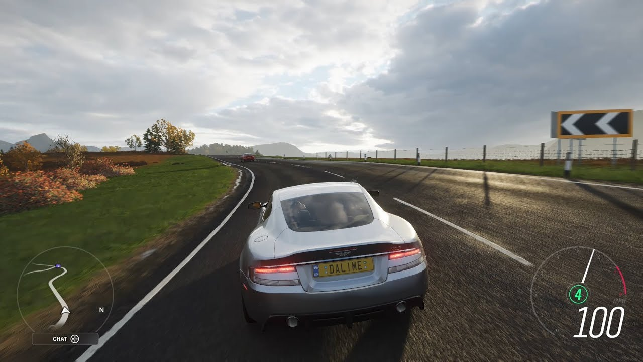Forza Horizon 4 2008 Aston Martin Dbs James Bond Edition Gameplay