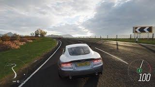 Forza Horizon 4 - 2008 Aston Martin DBS James Bond Edition Gameplay