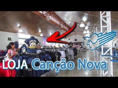 TOUR NA LOJA CANÇÃO NOVA EM CACHOEIRA PAULISTA