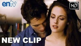 """Twilight Breaking Dawn Part 2 """"Welcome Home"""" Clip [HD]: Bella & Edward's New Home"""