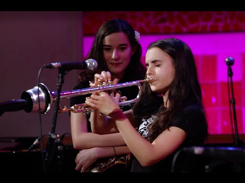 Them There eyes  Sant Andreu Jazz Band -Alba Esteban, Joel Frahm, Andrea Motis