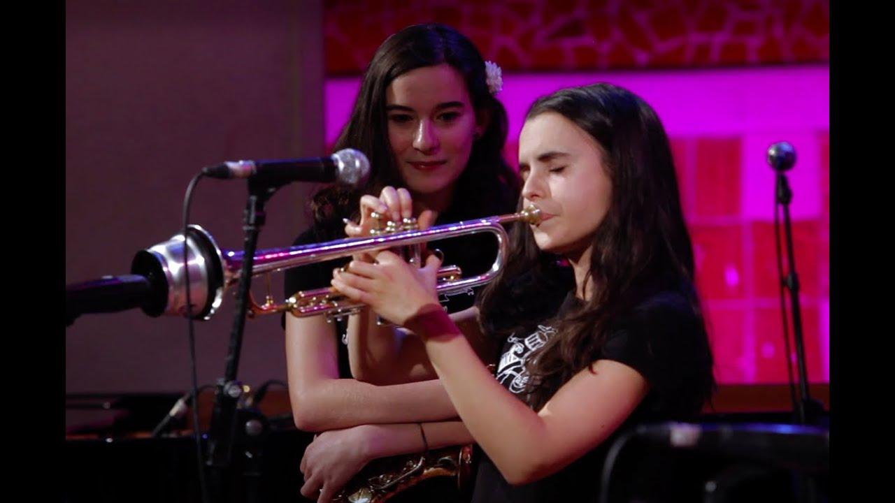 Them There Eyes Sant Andreu Jazz Band Alba Esteban Joel