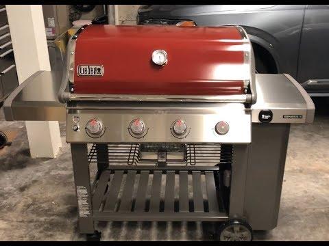Image result for weber genesis 4 burner assembly