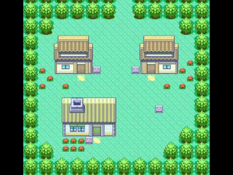 pokemon sapphire gba how to get to town without tunnel