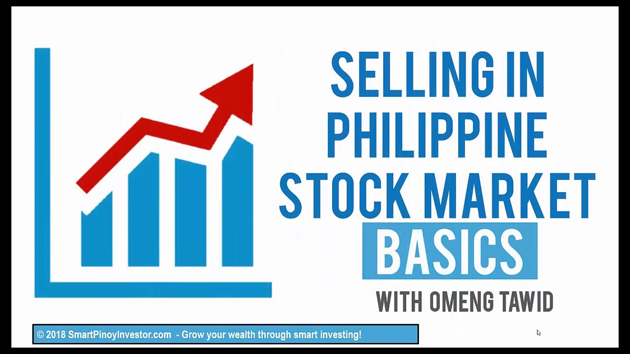 How To Sell And Make Money In Philippine Stock Market For Beginners