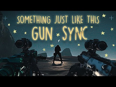 Rainbow Six: Siege - Gun Sync | Coldplay - Something Just Like This (No Riddim Remix) Mp3