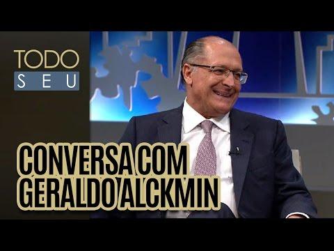 Conversa com Geraldo Alckmin - Todo Seu (20/09/16)