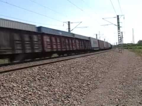 China Rail in Manchuria
