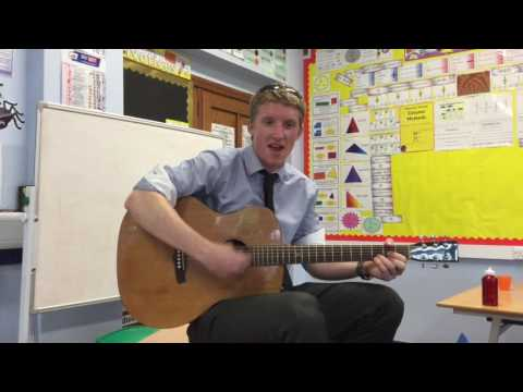 Mr Parker's Year 6 2016-17 End of Year Class Song