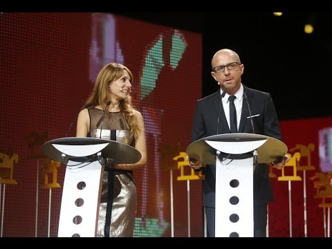 Premios Ondas 2014: resumen de la gala. Cadena SER