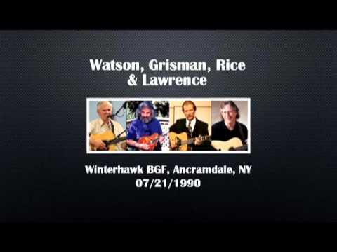 【CGUBA421】 Watson, Grisman, Rice & Lawrence   07/21/1990