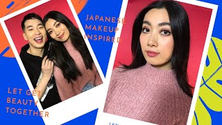 Japanese Beauty Makeup Tutorial
