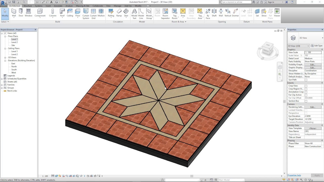 how to create revit pattern
