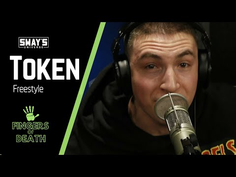 Token Freestyle on Sway In The Morning | 5 Fingers Of Death | Sway's Universe