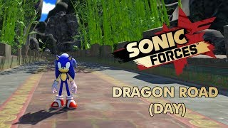 Sonic Forces - Dragon Road (Day) [Test Port]